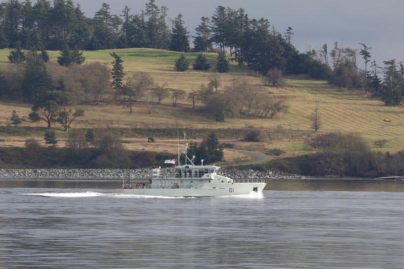 Royal Canadian Navy Sail Remembrance Day Pass