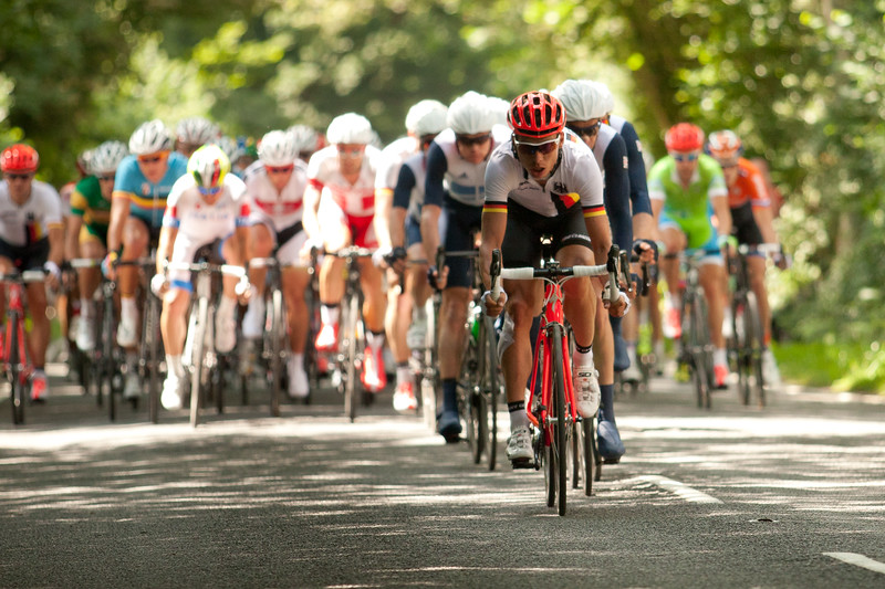 London 2012 Olympic Men's Road Race