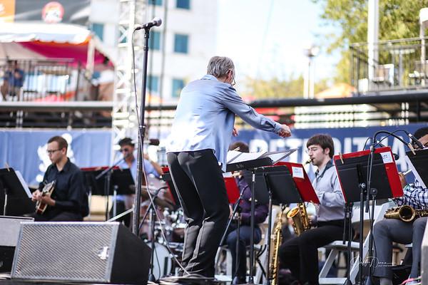 University of Michigan Jazz Ensemble - 9-2-2019