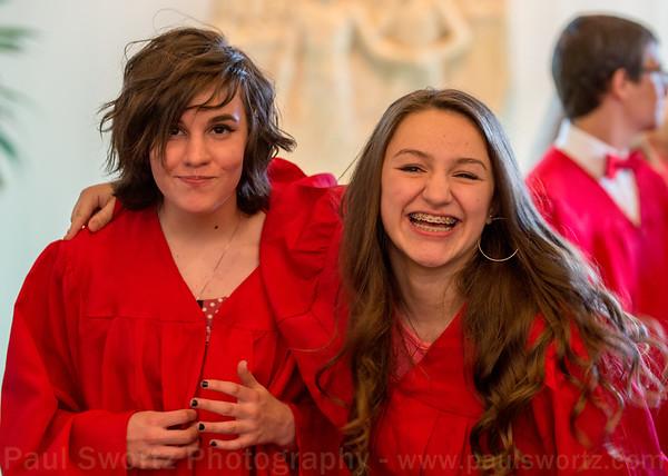 St. John Fisher Graduation 2014