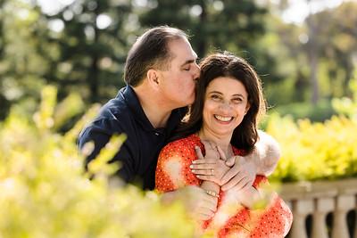 Katia and Mike - Engagement