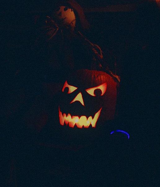 Our Pumpkin!