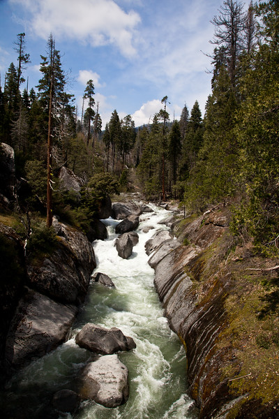 Middle Fork of the Kaweah River, Sequoia National Park