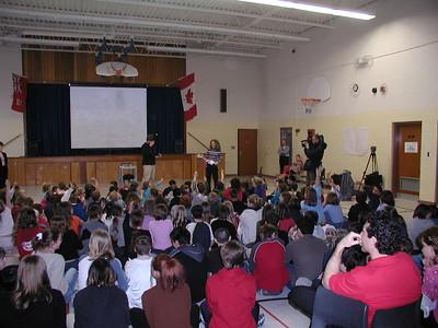 Lisa School Assembly