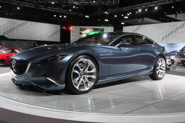 Mazda - 2010 LAAS