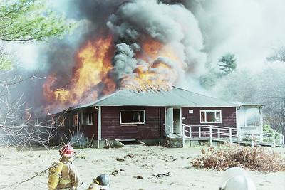 Live Burn Middleboro Ma. 11/08/1999