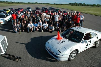 MR2 Rally 2009