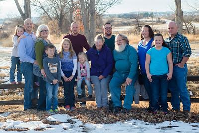 Ogden Extended Family
