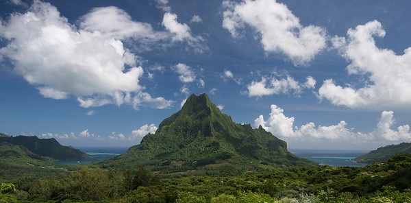 Tahiti and Morea