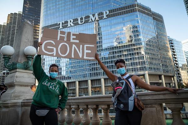 Biden/Harris Victory Celebration - Chicago - 11/7/20