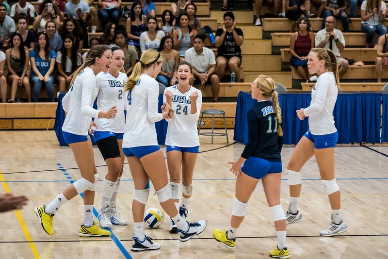 UCLA vs. Loyola Marymount (2015)