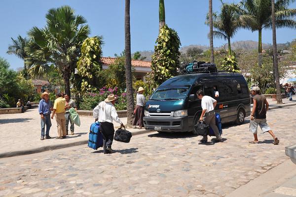 Honduras to Guatemala: Copan Ruinas to Antigua