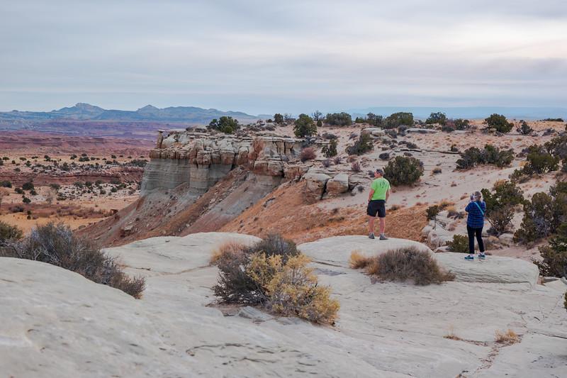 Sand Bench Area, Utah