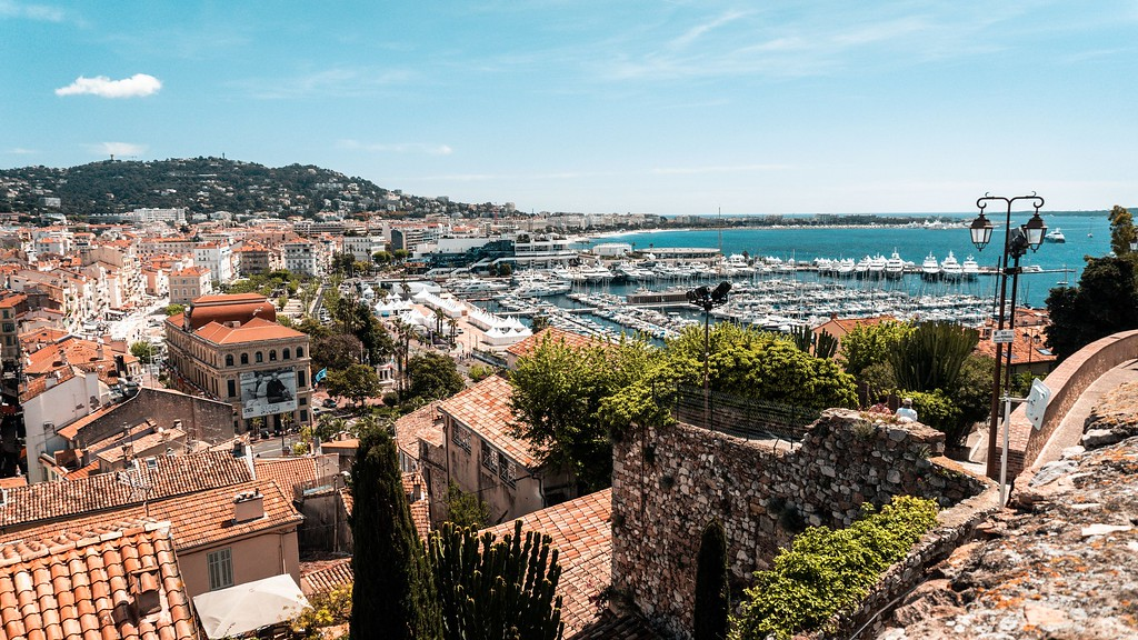 Places to visit for Valentine's Day: Romantic destination: Cannes France