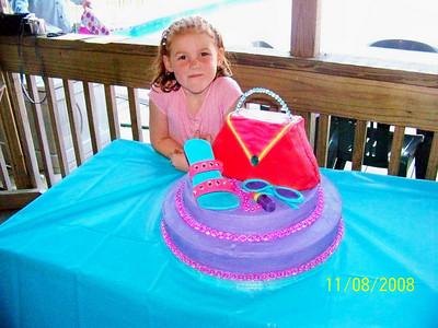 Daelynn 6th Birthday