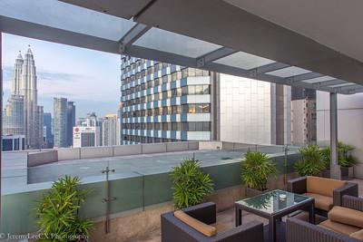 DT By Hilton Kuala Lumpur (Terrace Suite)