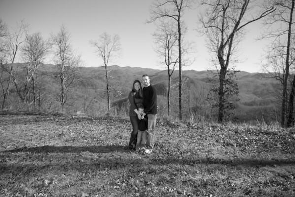 Jamie & Jason Family Photography - Bear Lake Reserve North Carolina