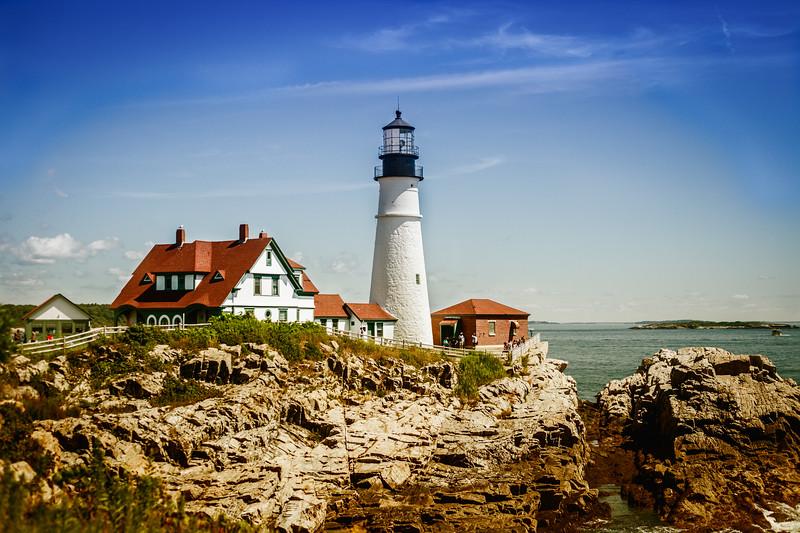 Boston/New Hampshire/Maine