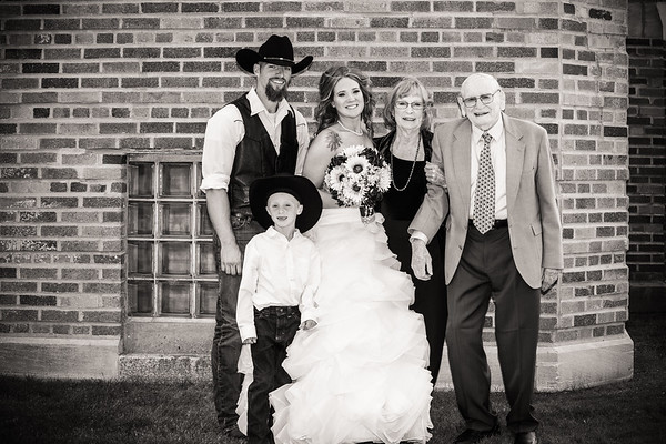 Family/Wedding Party Portraits
