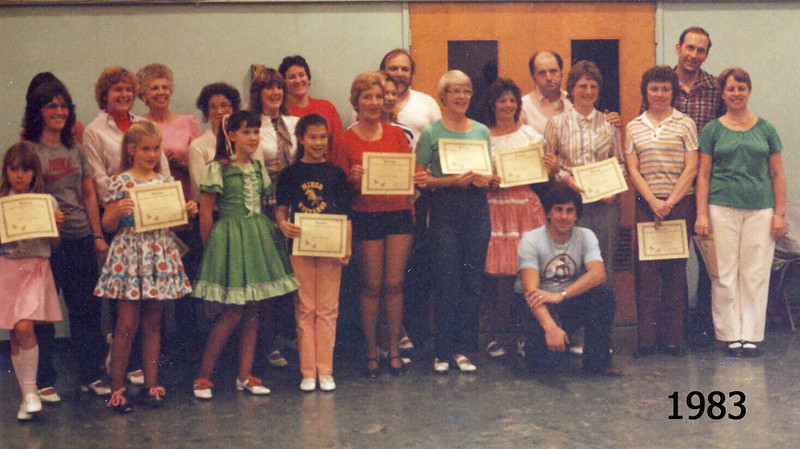BHC Graduates 1983