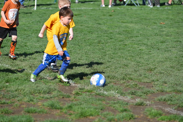 Soccer 5 Year old 2019