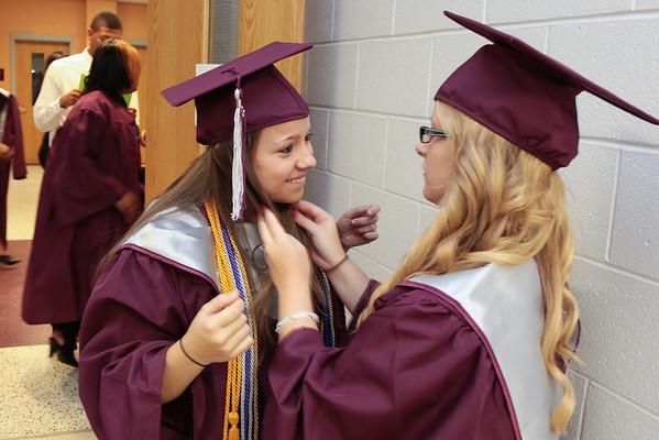 NCHS 2013 Graduation