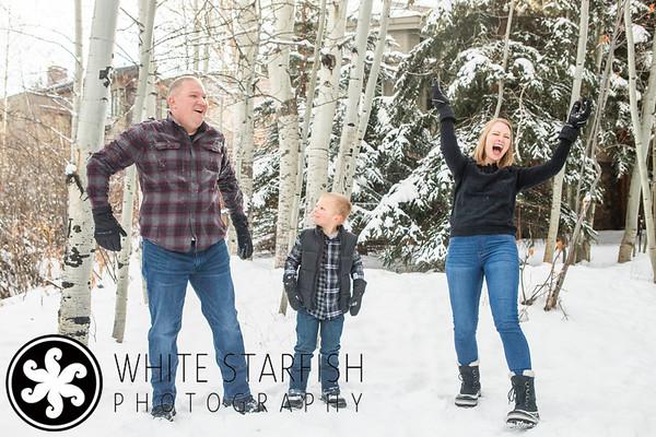 Vail Family Photos - Vail Village - Keim
