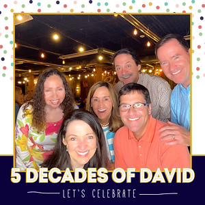5 Decades of David