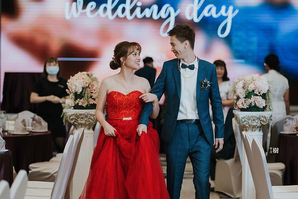 晶麒莊園 | 雪松宴會廳 | 婚攝 | W&F婚禮紀錄