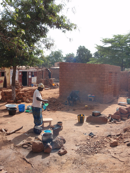 035_Bobo-Dioulasso. The Old Quarter of Kibidwe. Daily Life.jpg
