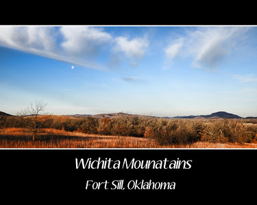 Oklahoma Landscapes and Buildings