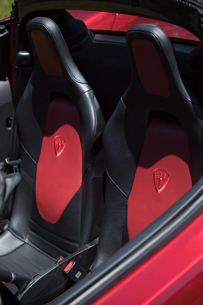 Thin seats