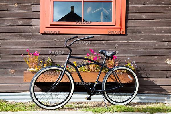 Summer Bikes around CB