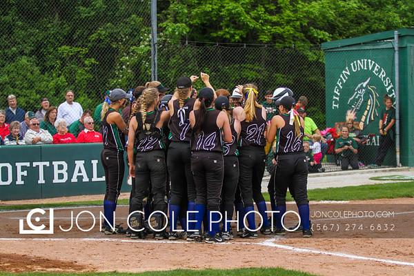 20170525 - Clear Fork Girls Softball - Oak Harbor - Regional SemiFinal
