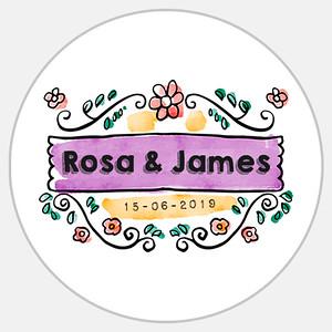 Rosa & James