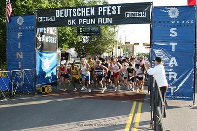 2008 Deutschen Pfest Pfun Run and Kids K Run