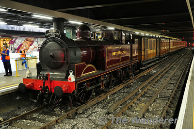 Hammersmith & City 150th Anniversary Specials: Saturday 9th August 2014