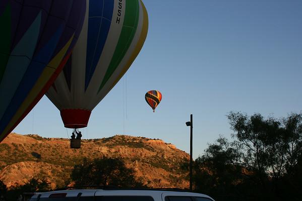 """Pirates of the Canyon"" Amarillo Balloon Rally"