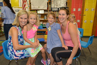 Palm Crest Students Return to Class