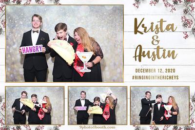 Krista & Austin