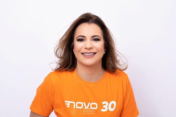 Ensaio Pré Candidata a vereadora do Novo Cristiane Chagas