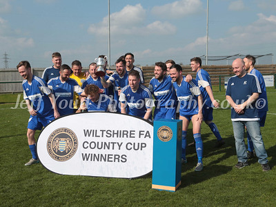 WILTSHIRE COUNTY JUNIOR CUP FINAL  TAWNY OWL  V   LUXOL UK