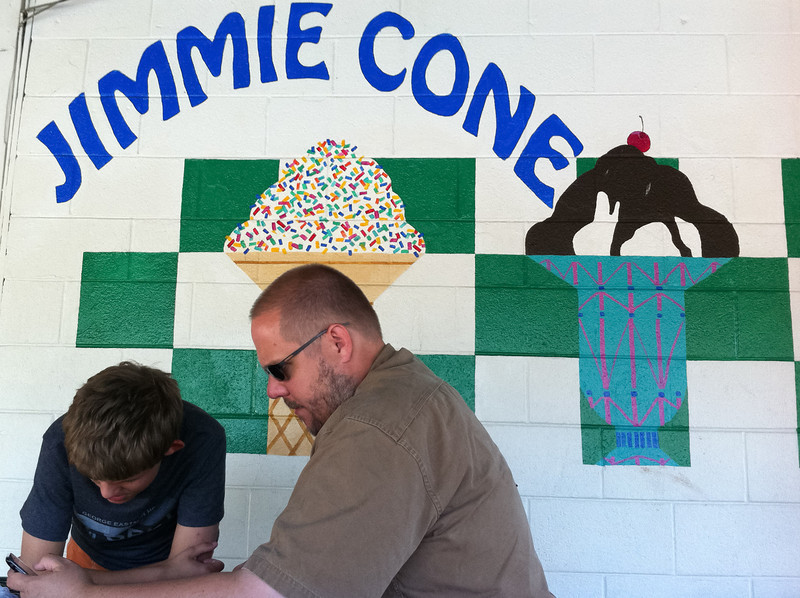 Jimmie Cone