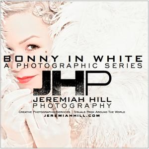 BONNY IN WHITE