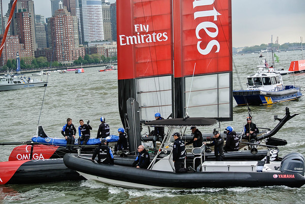 Americas Cup 2016 NYC