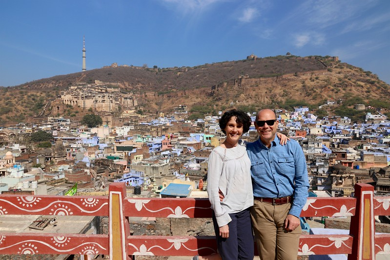 Next up on our itinerary was the very small (by Indian standards) town Of Bundi (population approx 100,000)