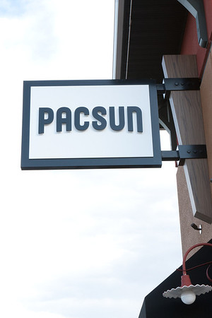 Pac Sun Marquee Sign