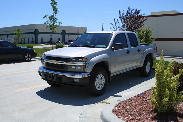 07 Chevy Colorado P/U