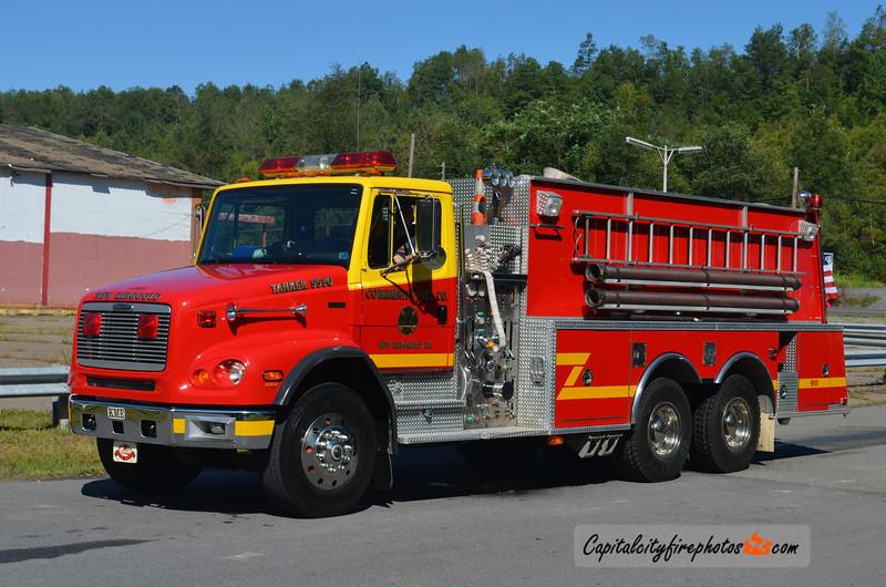 New Ringgold Fire Co. (New Ringgold Borough) Tanker 55-30: 1997 Freightliner/KME 750/3000