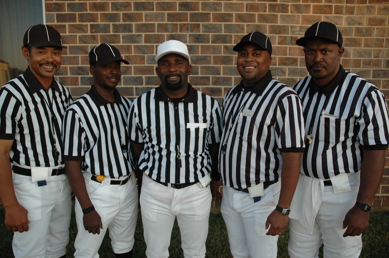 Mike Kinard, Qunice Stone, Anthony Miller, Bryan Chadwick, BJ Moore